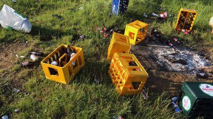 Beschermd natuurgebied Kesselberg opnieuw beschadigd door BBQ