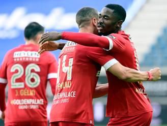 Vercauteren mist vuurdoop niet: Hongla schenkt Antwerp drie punten, gemiste penalty Kums breekt AA Gent zuur op