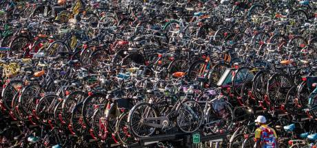 'Aantal fietsendiefstallen in Amsterdam neemt toe'
