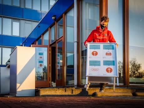 Nieuwe teststraat in Papendrecht belooft snelle uitslag
