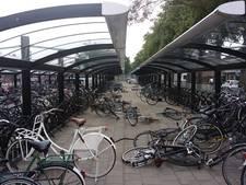 Tientallen fietsen vernield bij fietsenstalling station Cuijk