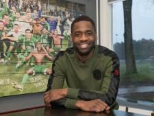 Apeldoornse amateurvoetballer Pernelly Biya: 'Bij racisme direct het veld af en aangifte doen'