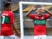 NEC verdiend langs Lierse SK in oefenwedstrijd