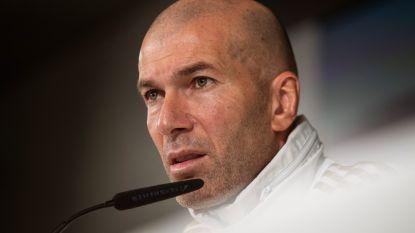 """Zidane over de blessure van Hazard: """"Ik zie in zijn ogen dat hij ongelukkig is, dit is zwaar voor hem"""""""