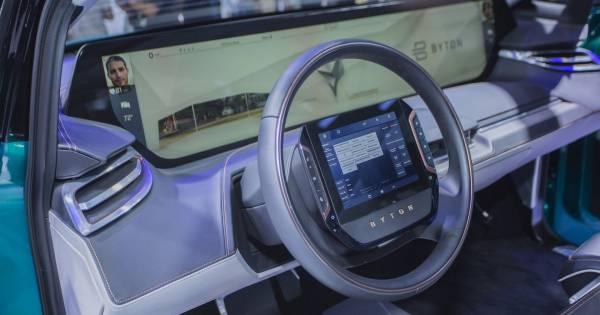 Dit Nieuwe Automerk Plaatst Een Tablet In Het Stuur Auto Bndestem Nl