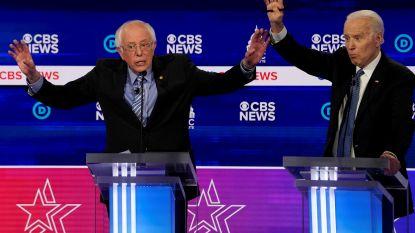 Democraten naar de stembus voor 'mini-Tuesday': geeft Biden Sanders nu al de genadeslag?