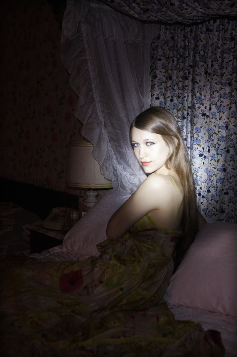 Joanna Newsom Beeld Pressphoto