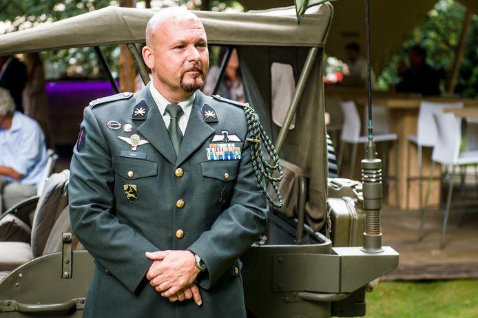 Marco Kroon zou geweld gebruikt hebben in Afghanistan in 2007.