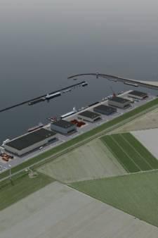 Wederom vertraging voor buitendijkse haven op Urk: 'Vooral voor ondernemers vervelend'