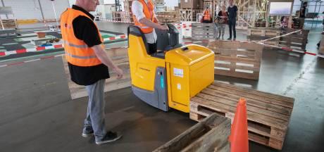 Groot personeelstekort in logistieke sector in regio Zuidoost-Brabant