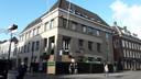 Het ING-kantoor in Den Bosch wordt verbouwd