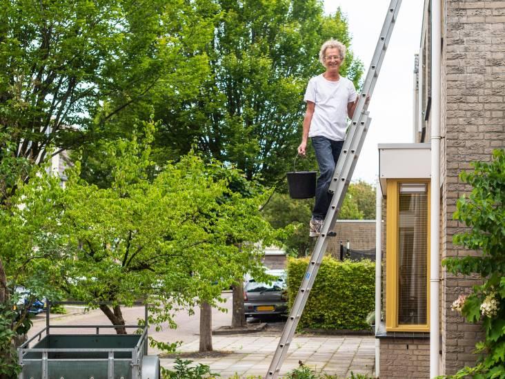 Wim (67) begon een yogabedrijf na zijn pensioen: 'Yoga is net een minivakantie op je mat'