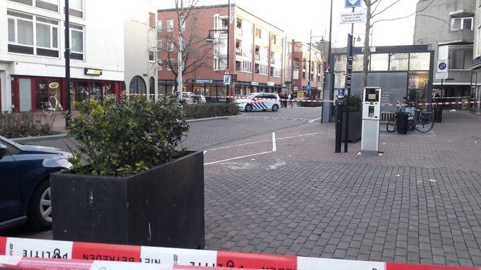 Schietpartij aan de Molenstraat in Helmond.