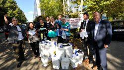 Rotary serveert opnieuw kippen in en ten voordele van MS Center