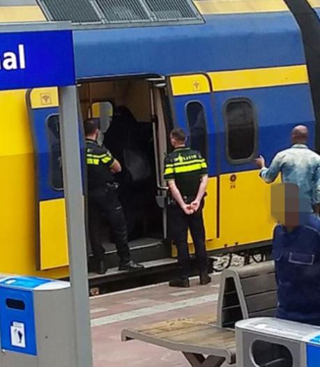 Trein staat stil doordat vrouw (19) uit Roosendaal met nikab én persoonlijke chipkaart  zich niet wil identificeren