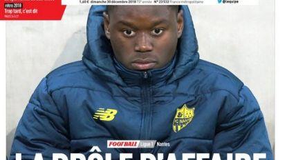 Ook Frans gerecht onderzoekt transfer Limbombe