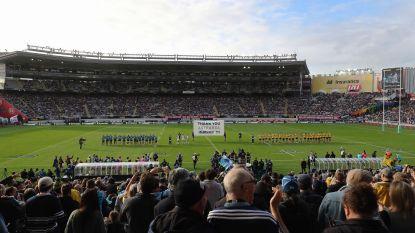 Nieuw-Zeelandse rugbyduels lokken massaal veel fans: 43.000 (!) toeschouwers op tribunes in Auckland