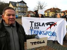 Europese Tesla-fabriek mag niet gebouwd worden