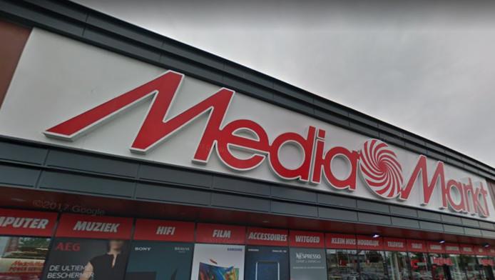 De MediaMarkt in Breda