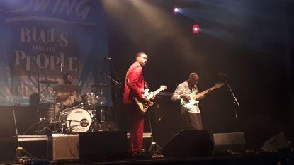 Swing Wespelaar verslaat de weergoden met 'blues for the people'