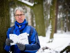 Robbert van Hiele uit Veldhoven: Het boomkruipertje roept van 'tiedeliedeliedie'
