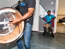Drumbands in de Bijlmer hebben eindelijk weer onderdak