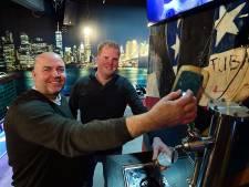 Bar New York met zelftaptafels als Roosendaalse noviteit