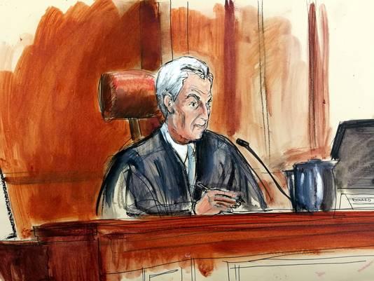 Rechter Richard Berman.