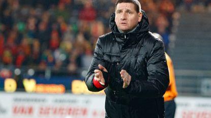 """De Boeck ondanks nederlaag: """"Beste wedstrijd die we speelden sinds ik hier coach ben"""""""