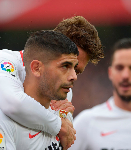 Sevilla weer tweede in Spanje