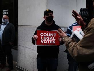 FACTCHECK. Nee, Amerikanen konden niet meer dan één keer stemmen. En nee, Trump-kiezers kregen geen foute stiften