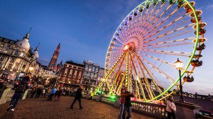 Knuffelen in het reuzenrad en 4 andere romantische must do's tijdens de winter in Antwerpen