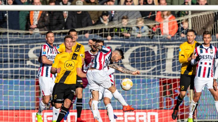 LIVE | Willem II hoopt derby binnen te slepen