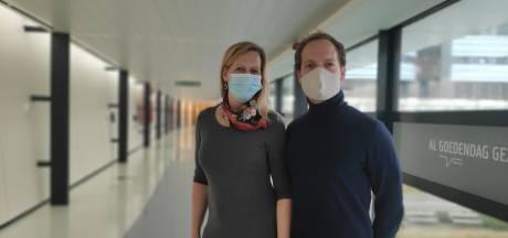 Help de horeca én steun de zorg: broer en zus leveren restaurantmaaltijden aan Gentse ziekenhuizen
