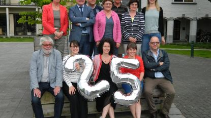 CC De Herbakker viert zilveren jubileum