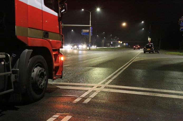 Ongeval op de A270 in Helmond