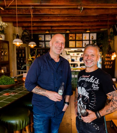 Ruige Kost: Paskal Jakobsen en Edwin Vinke praten in nieuw boek samen over eten