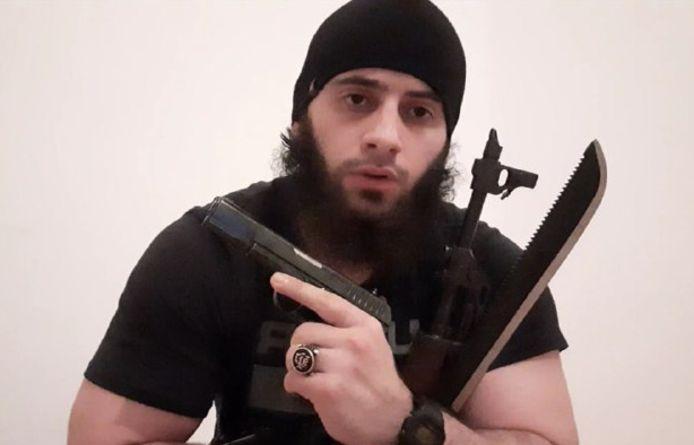 IS eiste de aanslag in Wenen op met deze foto van de dader.