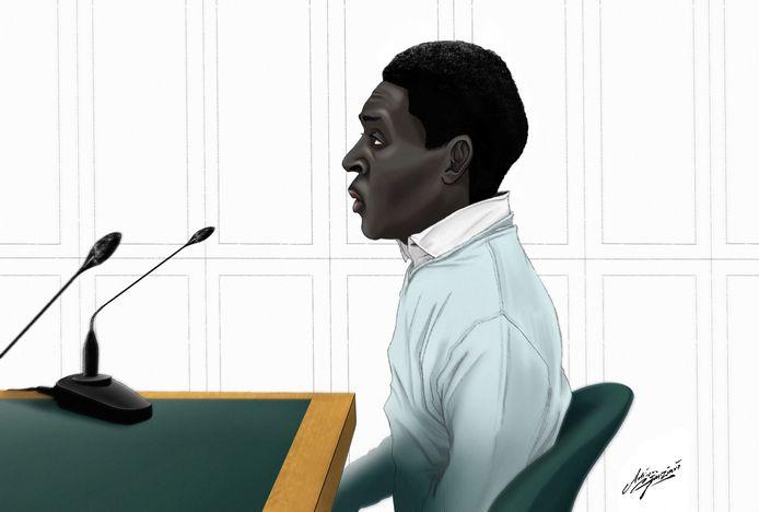 Jonathan M. wordt verdacht van verkrachting of aanranding van acht minderjarige meisjes en twee vrouwen