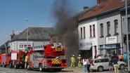 Appartement en winkel onbewoonbaar na brand in Bulgaarse voedingswinkel