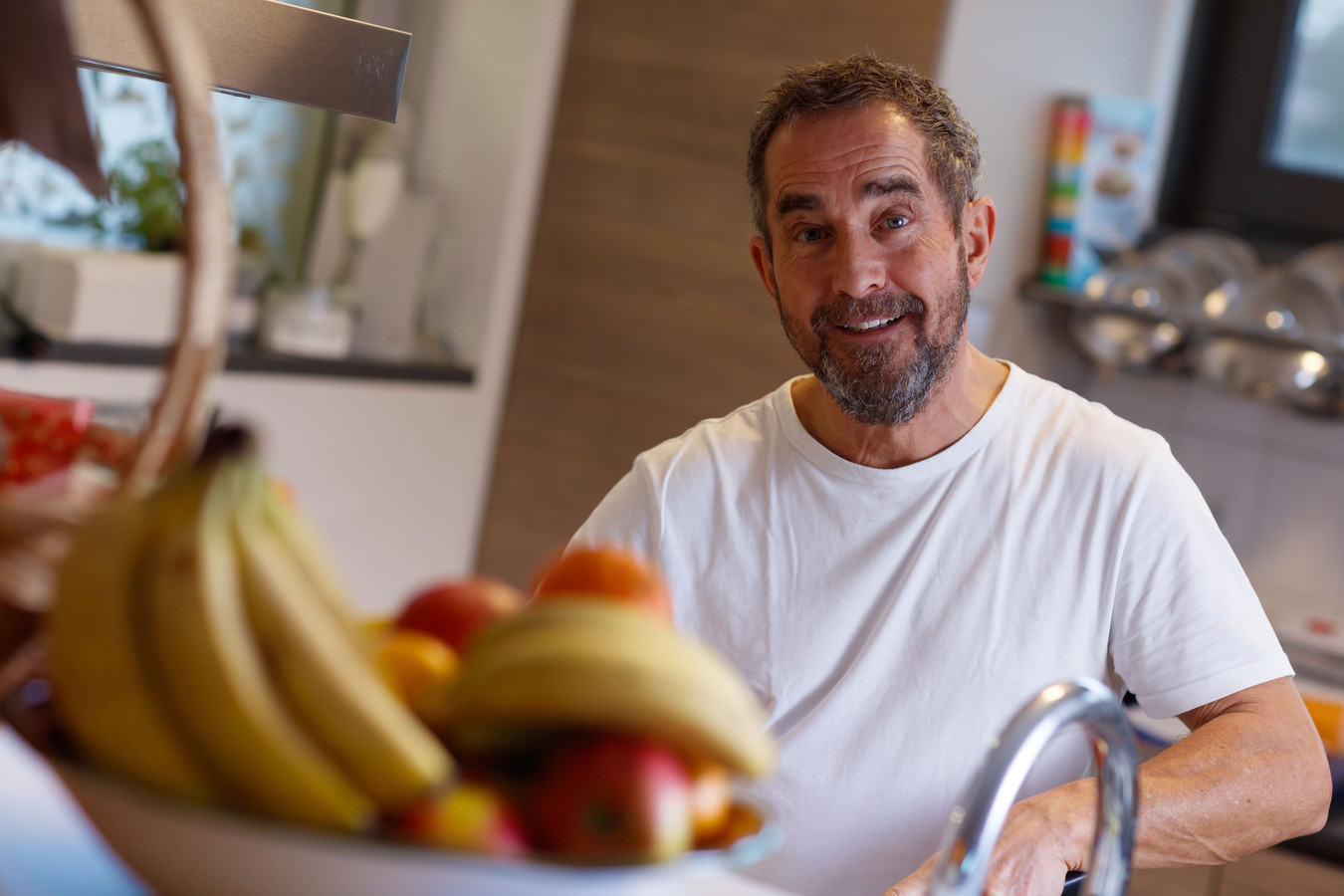 Marc Steinmann kookt als vrijwilliger in het hospice