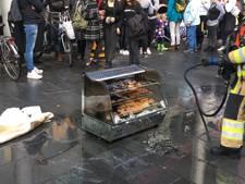 Jumbo Deventer ontruimd vanwege brandende frikandelbroodjes