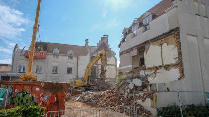 Afbraak 137 jaar oude gebouw Hof ten Doenberghe gestart
