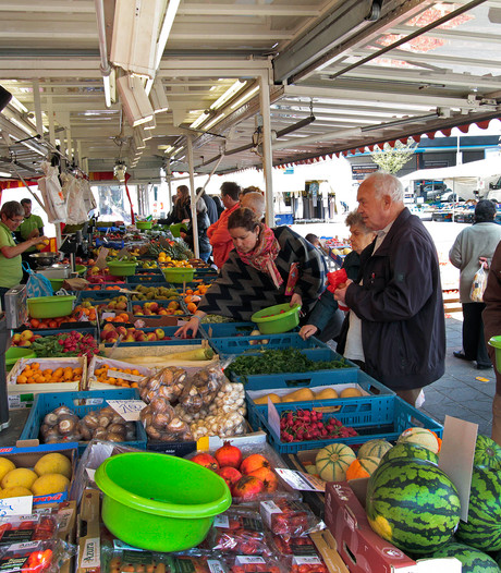 Weekmarkt Oudenbosch definitief naar Emté-terrein