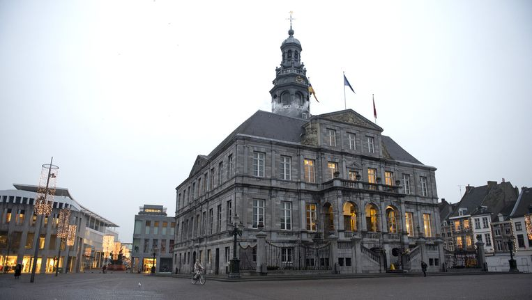 Het stadhuis van Maastricht. Beeld anp