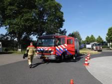Gasleiding kapot door werkzaamheden in Schijndel