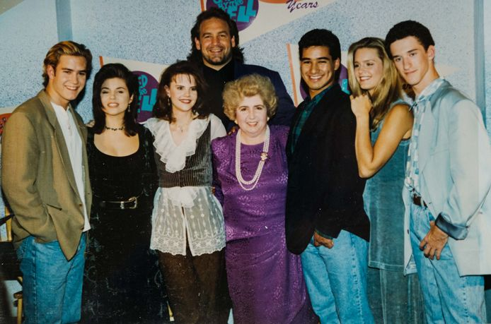Cast Saved by the bell.
