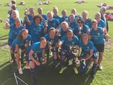 KAA Gent Ladies weer op weg naar de beker, zondag halve finale