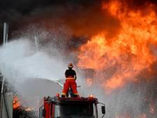 Paniek in Beiroet: weer grote brand in haven, maand na verwoestende explosie