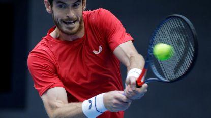 Murray niet opgewassen tegen Thiem in Peking, Djokovic wacht Goffin op in halve finale in Tokio